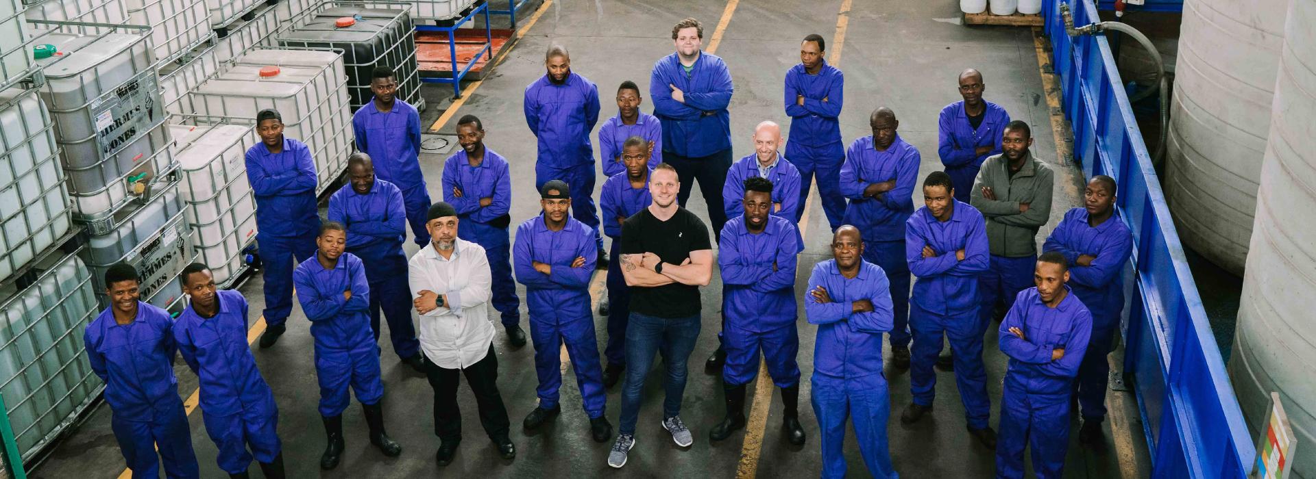 Chemplus Production-Department